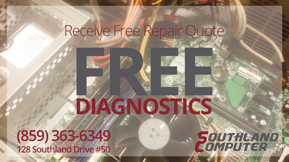 Free Repair Quote By Southland Computer